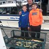 Henderson Harbor Fishing with Milky Way Charters - A Fun Catch of Fish0