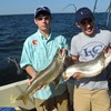 Henderson Harbor Fishing with Milky Way Charters - Bailey and Levi With a Pair of Lakers!