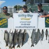 Duprey Day 1 Catch of 5 Lakers, 1 Brown & 2 Skipper Kings!