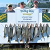 Lake Trout Limit & Bonus King for the Fletchers!