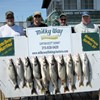 Lake Trout Limit for the Scott Lillie Charter!