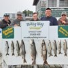 The Pate Party With 9 Trout & 1 Skipper!