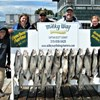 The Rick Welsh Party With Lake Trout Limit and Trophy Brown!