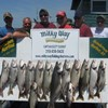 The Lee Kirkpatrick Party with Lake Trout Limit