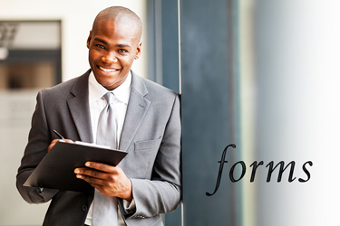 MobilePRO Cleaners - Forms