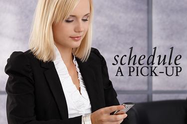 MobilePRO Cleaners - Schedule Your Pickup