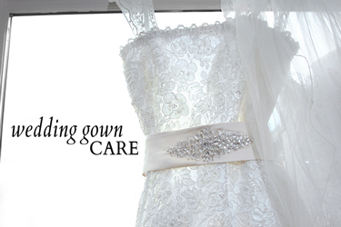 MobilePRO Cleaners - Wedding Gown Cleaning and Preservation
