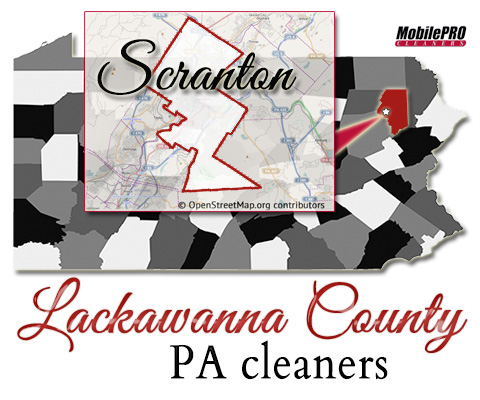 MobilePRO Cleaners - Providing Quality Dry Cleaning to Scranton, Pennsylvania