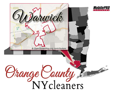 MobilePRO Cleaners - Providing Quality Dry Cleaning to Warwick, New York
