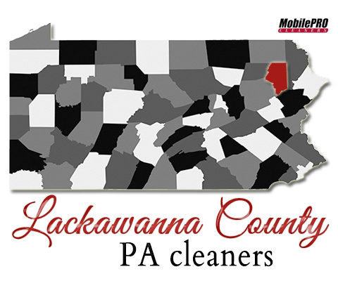 MobilePRO Cleaners - Providing Quality Mobile Dry Cleaning to Lackawanna County, Pennsylvania
