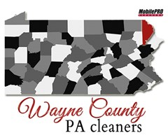 MobilePRO Cleaners - Providing Quality Mobile Dry Cleaning to Wayne County, Pennsylvania