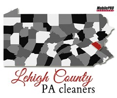 MobilePRO Cleaners - Providing Quality Mobile Dry Cleaning to Lehigh County, Pennsylvania