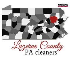 MobilePRO Cleaners - Providing Quality Mobile Dry Cleaning to Luzerne County, Pennsylvania