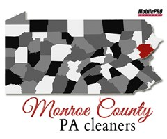 MobilePRO Cleaners - Providing Quality Mobile Dry Cleaning to Monroe County, Pennsylvania