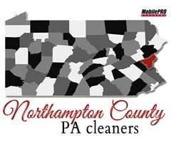 MobilePRO Cleaners - Providing Quality Mobile Dry Cleaning to Northampton County, Pennsylvania