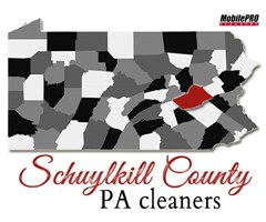 MobilePRO Cleaners - Providing Quality Mobile Dry Cleaning to Schuylkill County, Pennsylvania
