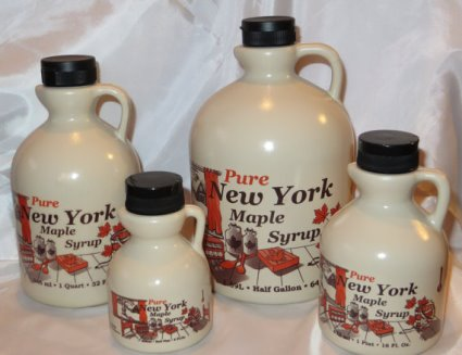 Pure New York Maple Syrup