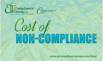 Cost of Non-Compliance