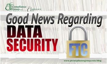 Good News Regarding Data Security