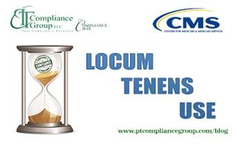 Locum Tenens Use