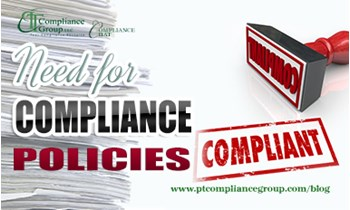 Need for Compliance Policies