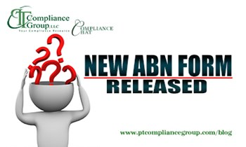 New ABN Form Released