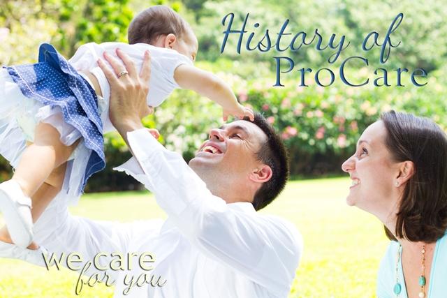 ProCare History