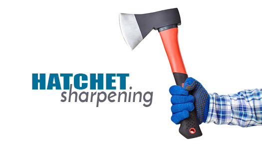 Hatchet Sharpening
