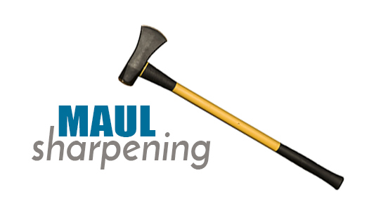 Maul Sharpening