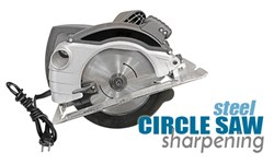 Circle Saw (steel) Sharpening