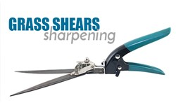 Grass Shears Sharpening