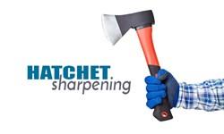 Hatchet Sharpening