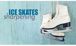 Ice Skates Sharpening