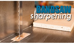 Bandsaw Sharpening