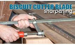 Biscuit Cutter Blade Sharpening