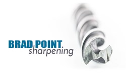 Brad Point Sharpening