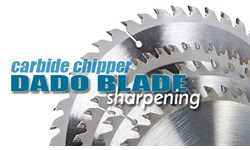 Carbide Chipper Dado Blade Sharpening