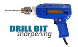 Drill Bit Sharpening