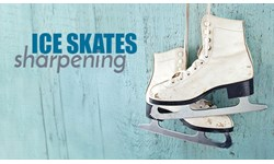 Ice Skates Sharpening