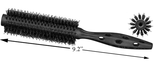 YS Park 490 Carbon Tiger Brush