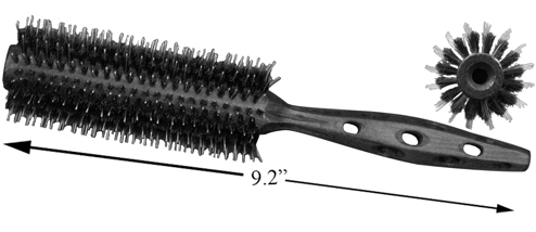 YS Park 510 Carbon Tiger Brush