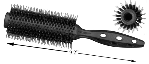 YS Park 580 Carbon Tiger Brush