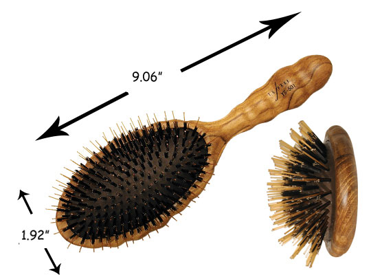 YS Park 651 Luster Wood Styling Brush