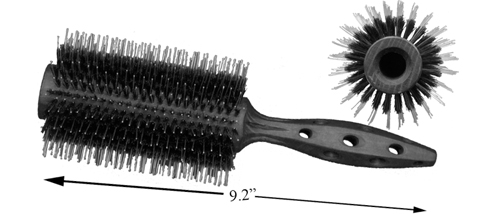 YS Park 680 Carbon Tiger Brush