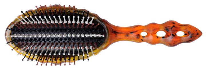 YS Park Aerozaurus Hair Brush - Amber