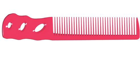 YS Park 236 Barber Comb