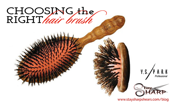 Choosing the Right YS Park Hair Brush