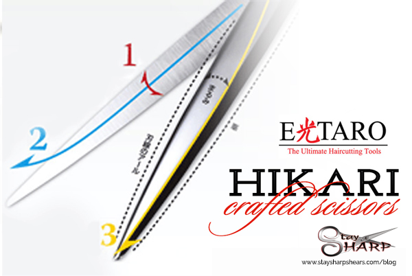Etaro Scissors - A Hikari Scissors Alternative