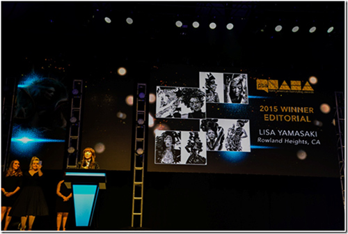 NAHA 2015 Award to Lisa Yamasaki