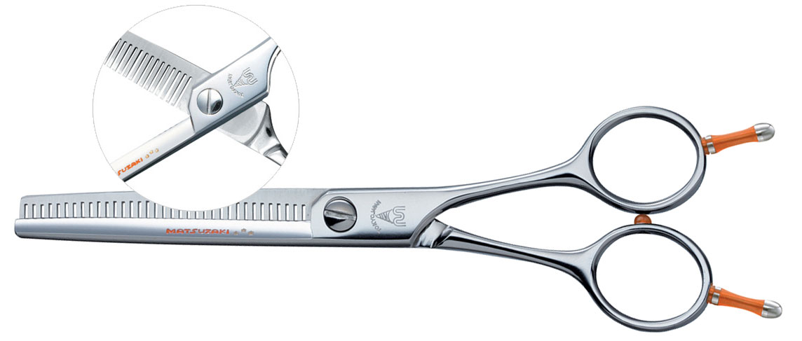 Matsuzaki ES 6035D Fuzzy Thinning Shears